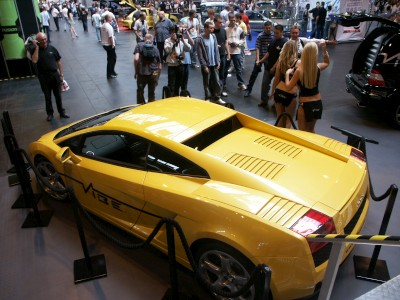 Lamborghini Gallardo Vibe : click to zoom picture.